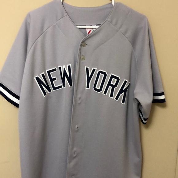 official photos 9573c 42023 New York Yankees away jersey